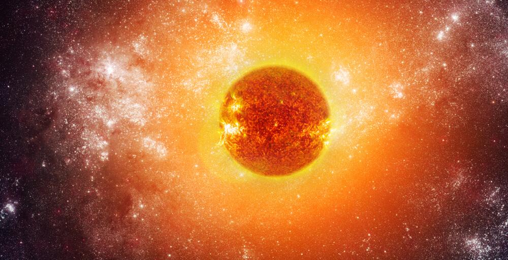 sun impact over zodiac sign